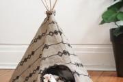 Фото 17 Делаем дом для кошки своими руками: выбор материалов и пошаговые мастер-классы