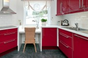 Фото 28 55 Лучших идей дизайна маленькой кухни: стиль, эргономичность и уют