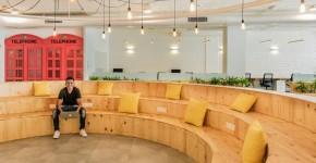 Дизайн интерьера офиса: 65 лучших фото со всего мира фото