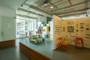 Фото 7 Дизайн интерьера офиса: 65 лучших фото со всего мира