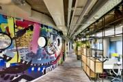 Фото 9 Дизайн интерьера офиса: 65 лучших фото со всего мира
