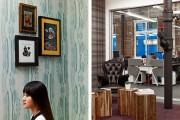 Фото 24 Дизайн интерьера офиса: 65 лучших фото со всего мира