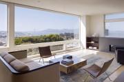 Фото 26 Кофейный столик (60+ фото): сочетаем неординарный дизайн и удобство в современной гостиной