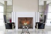 Фото 16 Кофейный столик (60+ фото): сочетаем неординарный дизайн и удобство в современной гостиной