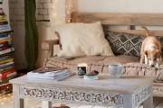 Фото 20 Кофейный столик (60+ фото): сочетаем неординарный дизайн и удобство в современной гостиной