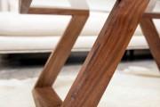Фото 12 Кофейный столик (60+ фото): сочетаем неординарный дизайн и удобство в современной гостиной