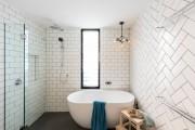 Фото 2 Красивый дизайн ванной комнаты: 120 фото различных стилей оформления