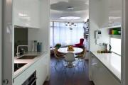 Фото 13 Стильный интерьер кухни 9 кв. метров: принципы организации пространства для комфорта всей семьи (фото)