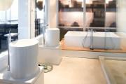 Фото 23 Акриловая ванна: существующие размеры и правила постоянного ухода (120 фото)