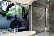Фото 24 Акриловая ванна: существующие размеры и правила постоянного ухода (120 фото)