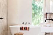 Фото 28 Акриловая ванна: существующие размеры и правила постоянного ухода (120 фото)