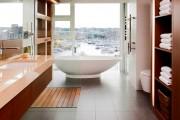 Фото 34 Акриловая ванна: существующие размеры и правила постоянного ухода (120 фото)