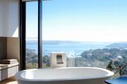 Фото 32 Акриловая ванна: существующие размеры и правила постоянного ухода (120 фото)