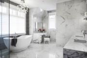 Фото 40 Акриловая ванна: существующие размеры и правила постоянного ухода (120 фото)