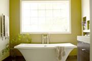 Фото 42 Акриловая ванна: существующие размеры и правила постоянного ухода (120 фото)