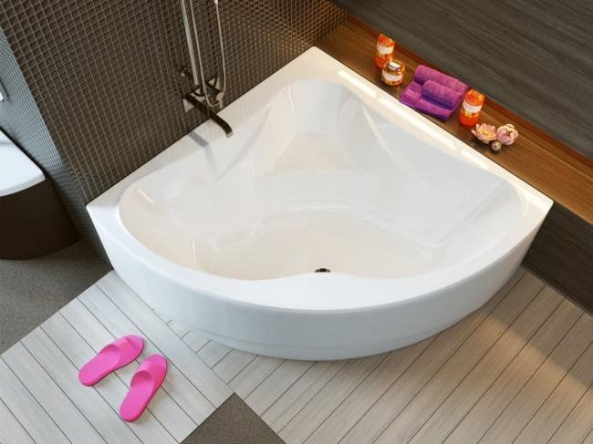 """Угловая ванна """"Alpen"""""""