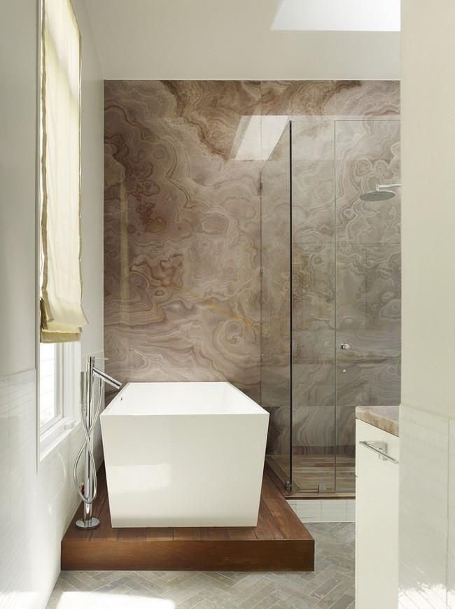 Акриловые ванны смогут удовлетворить даже любителей строгих форм