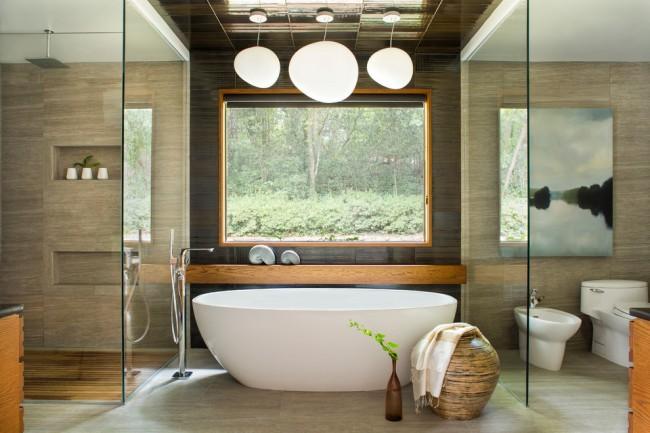 Благодаря особенности изготовления акриловые ванны бывают различных форм и размеров