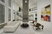 Фото 5 Отделка современной квартиры камнем (50 фото): солидно, стильно и уютно