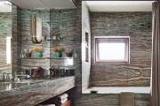 Фото 8 Отделка современной квартиры камнем: с чего начать, выбор материалов и 50+ роскошных идей для дома
