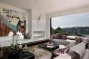 Фото 9 Отделка современной квартиры камнем (50 фото): солидно, стильно и уютно