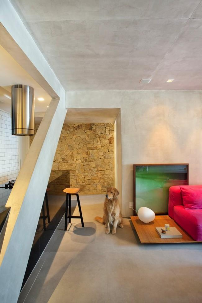 Декоративный камень позволяет привнести в жилище особую эстетику, в каком бы стиле оно не было оформлено