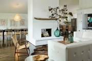Фото 13 Отделка современной квартиры камнем: с чего начать, выбор материалов и 50+ роскошных идей для дома