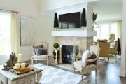 Фото 15 Отделка современной квартиры камнем (50 фото): солидно, стильно и уютно