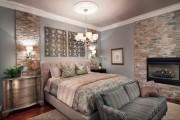 Фото 7 Отделка современной квартиры камнем: с чего начать, выбор материалов и 50+ роскошных идей для дома