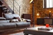 Фото 16 Отделка современной квартиры камнем (50 фото): солидно, стильно и уютно