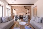 Фото 17 Отделка современной квартиры камнем (50 фото): солидно, стильно и уютно