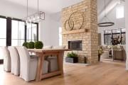 Фото 1 Отделка современной квартиры камнем (50 фото): солидно, стильно и уютно