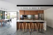 Фото 3 50+ Идей дизайна потолка на кухне: Какой лучше ? Полезные рекомендации специалистов (фото)