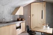 Фото 7 50+ Идей дизайна потолка на кухне: Какой лучше ? Полезные рекомендации специалистов (фото)