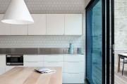 Фото 9 50+ Идей дизайна потолка на кухне: Какой лучше ? Полезные рекомендации специалистов (фото)