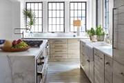 Фото 10 50+ Идей дизайна потолка на кухне: Какой лучше ? Полезные рекомендации специалистов (фото)