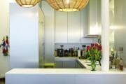 Фото 5 50+ Идей дизайна потолка на кухне: Какой лучше ? Полезные рекомендации специалистов (фото)