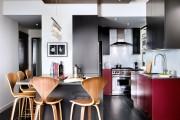 Фото 6 50+ Идей дизайна потолка на кухне: Какой лучше ? Полезные рекомендации специалистов (фото)