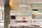 Фото 12 50+ Идей дизайна потолка на кухне: Какой лучше ? Полезные рекомендации специалистов (фото)