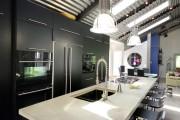 Фото 4 50+ Идей дизайна потолка на кухне: Какой лучше ? Полезные рекомендации специалистов (фото)