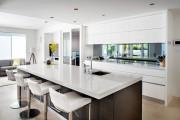 Фото 19 50+ Идей дизайна потолка на кухне: Какой лучше ? Полезные рекомендации специалистов (фото)