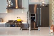Фото 20 50+ Идей дизайна потолка на кухне: Какой лучше ? Полезные рекомендации специалистов (фото)
