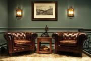 Фото 1 Английский стиль в интерьере: аристократично, сдержанно и изысканно (50 фото)
