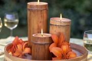 Фото 6 Декупаж свечей (100+ фото): лучшие мастер-классы с идеями праздничного декора