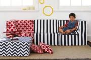 Фото 49 Детские диваны в современном интерьере (135+ фото): стиль, комфорт и здоровый сон ребенка