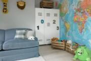 Фото 45 Детские диваны в современном интерьере (135+ фото): стиль, комфорт и здоровый сон ребенка
