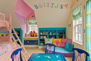 Фото 29 Детские диваны в современном интерьере (135+ фото): стиль, комфорт и здоровый сон ребенка