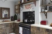 Фото 11 Дизайн кухни 10 кв. метров: как недорого и стильно обустроить маленькую кухню — советы дизайнеров
