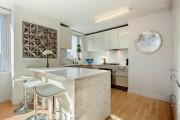 Фото 12 Дизайн кухни 10 кв. метров: как недорого и стильно обустроить маленькую кухню — советы дизайнеров