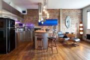 Фото 7 Дизайн кухни 10 кв. метров: как недорого и стильно обустроить маленькую кухню — советы дизайнеров